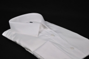 plain white shirt single french cuff_075