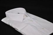 plain white shirt single french cuff_075