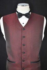 black-bergandy flek vest_064