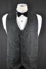 black pasley vest_051